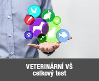 Přípravný kurz na Veterinární VŠ - Celkový test