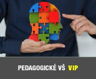 Přípravný kurz na Pedagogické VŠ - VIP